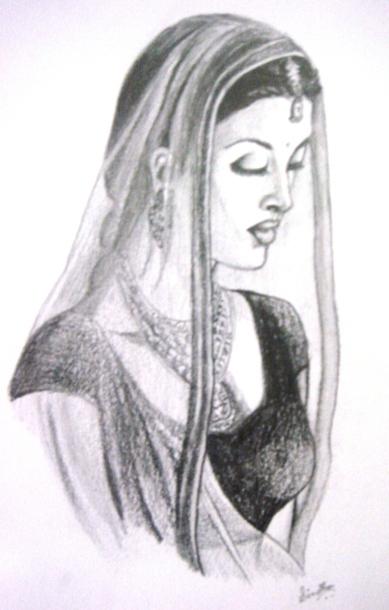 the bride sindhu nambiar art gallery